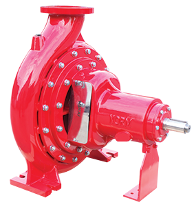End Suction Fire Pumps FNSP