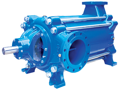 Horizontal Shaft, Multistage Centrifugal Pumps