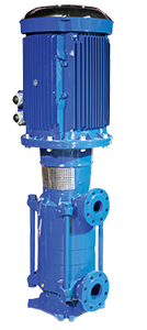 Vertical Shaft, Multistage Centrifugal Pumps CM-V