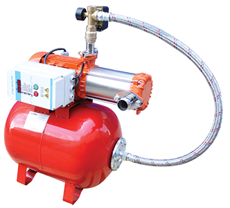 Vertical Pump, Full Automatic Package Boosters NBY